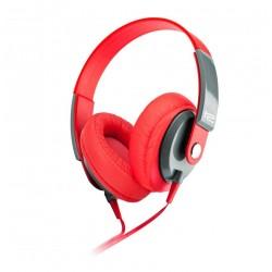 Audífonos estéreo KHS-550RD Rojo