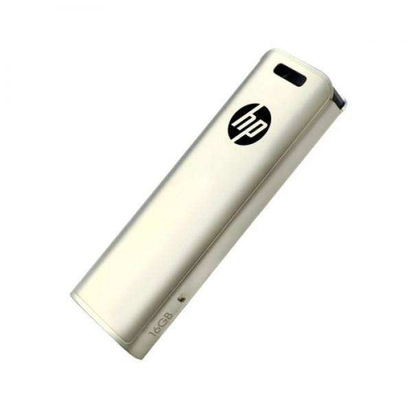 Memoria USB 16GB HP metal