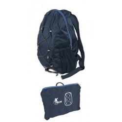 Mochila Xtech Plegable XTB-090BL Azul