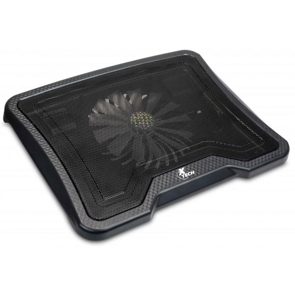 Base con ventilador para laptop Xtech