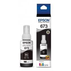 Botella de tinta Negra EPSON T673