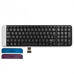 Teclado Logitech  Wireless Keyboard K230